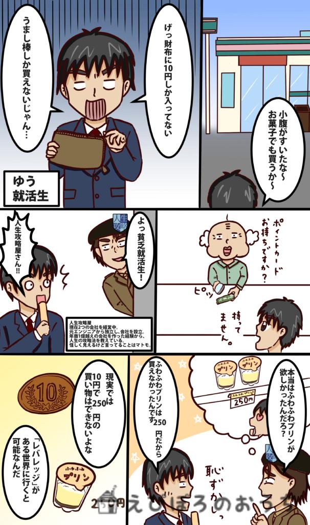スキルハックス 漫画